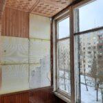 Langų demontavimas iš balkono
